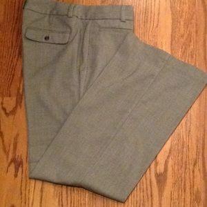 Dockers ladies gray pants.